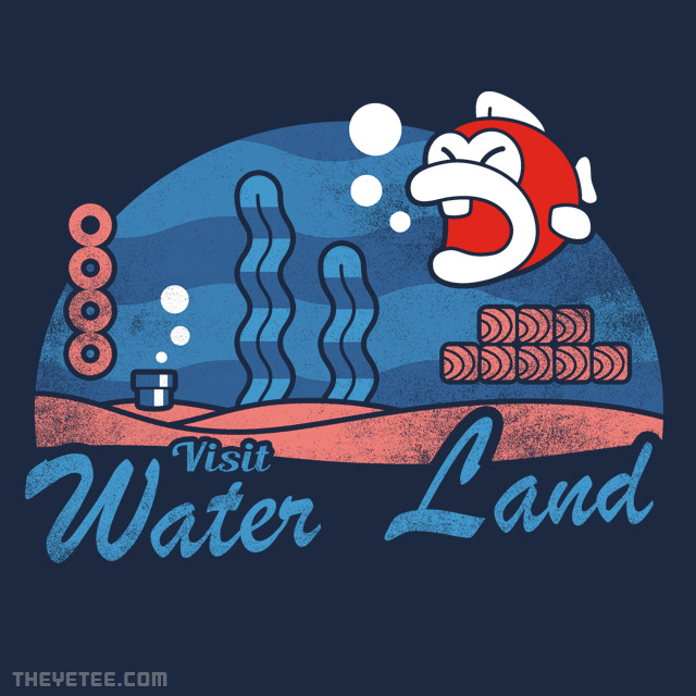 The Yetee: Water Land