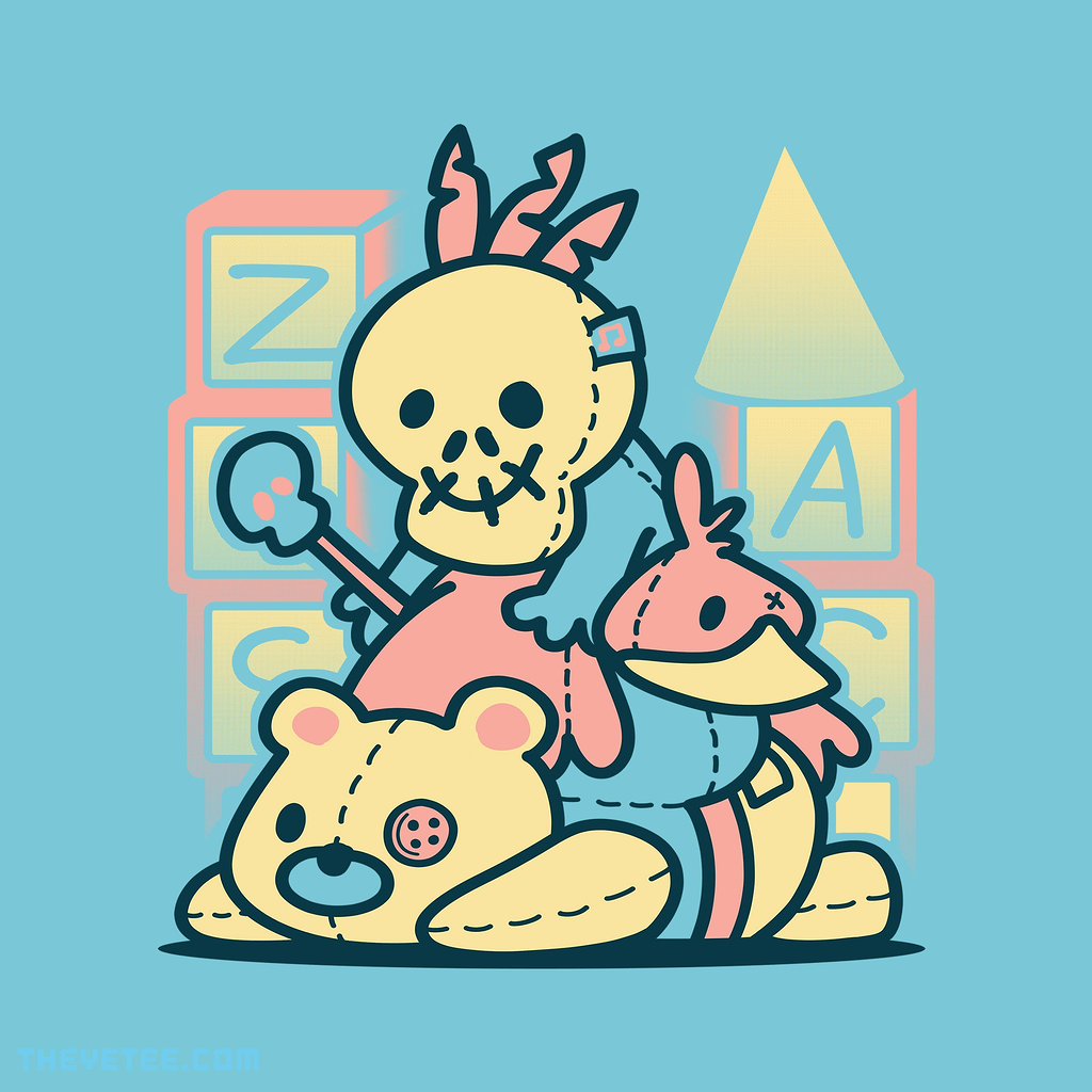 The Yetee: Backpack Frans