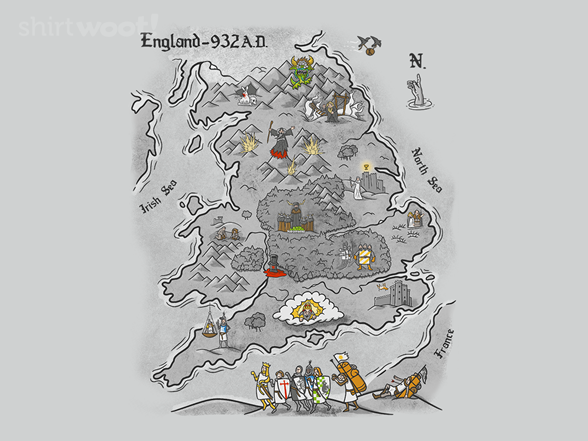 Woot!: England 932AD