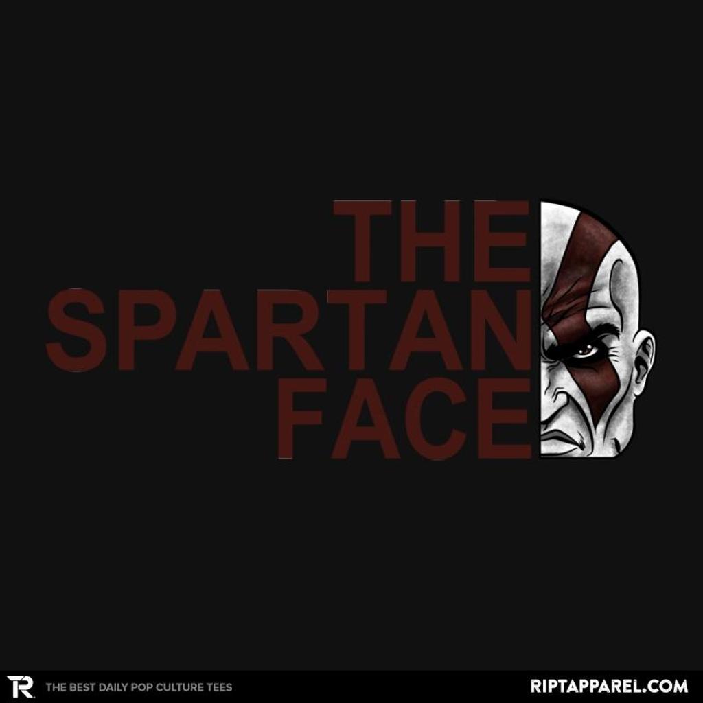 Ript: The Spartan Face