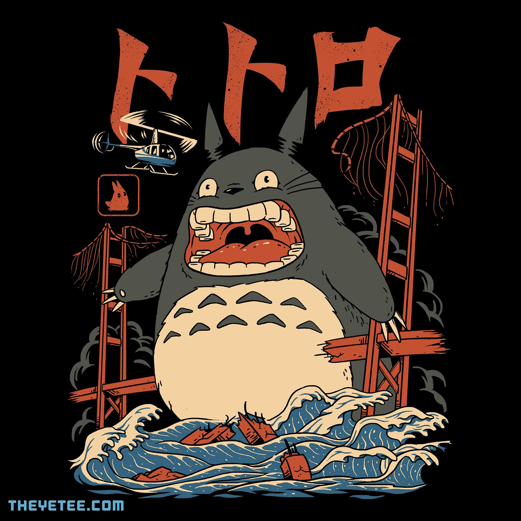 The Yetee: The Neighbor's Attack