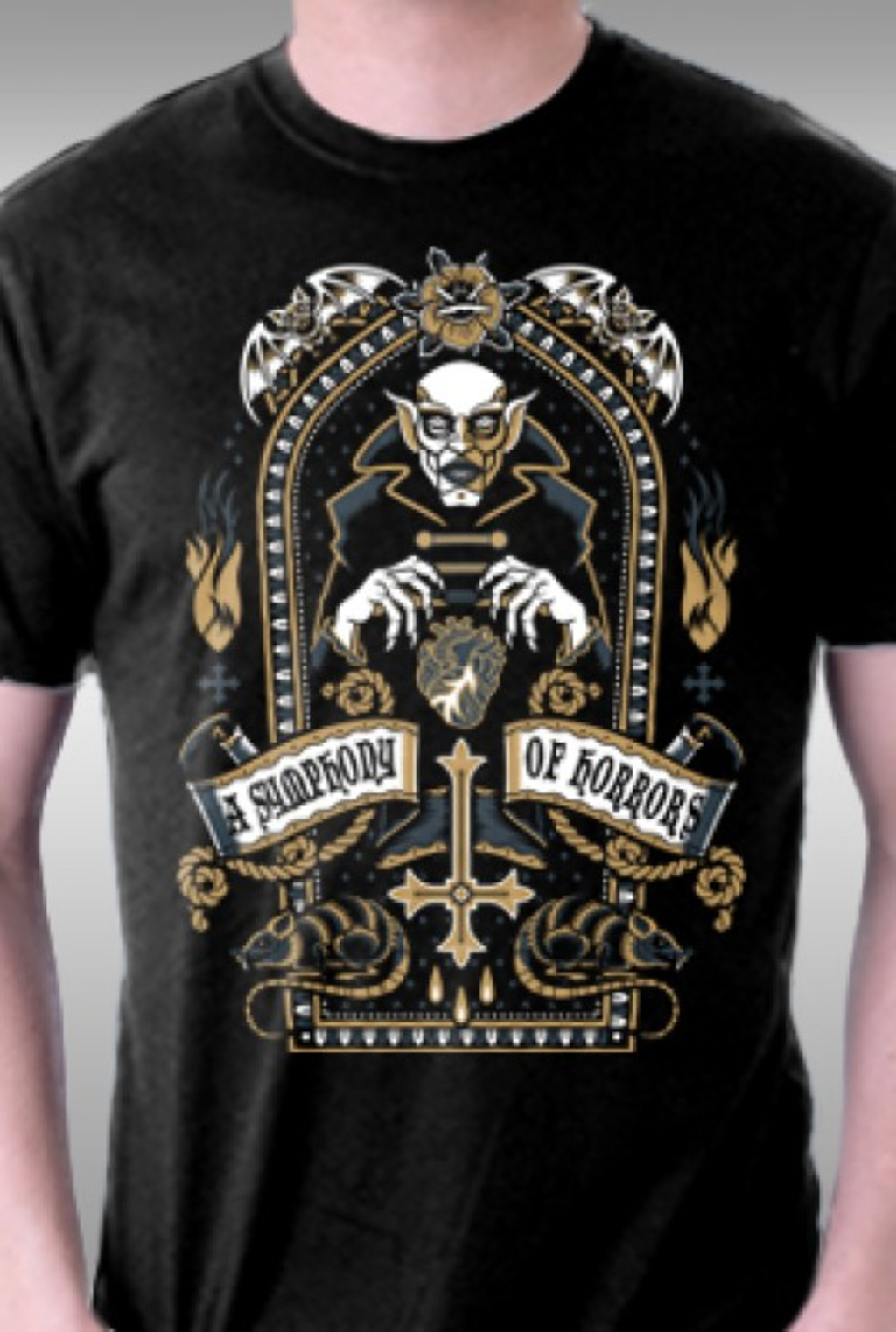 TeeFury: A Symphony of Horrors