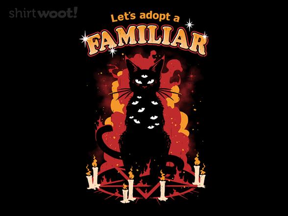 Woot!: Adopt Don't Shop