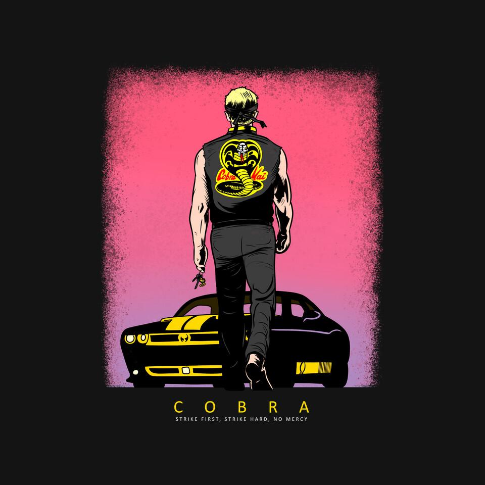 TeeFury: Cobra