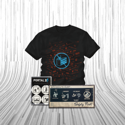 ShirtPunch: I am still Alive Bundle