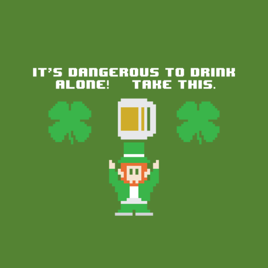 NeatoShop: Don't Drink Alone