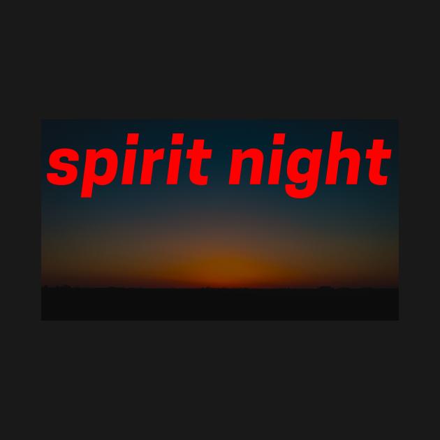 TeePublic: NIGHT