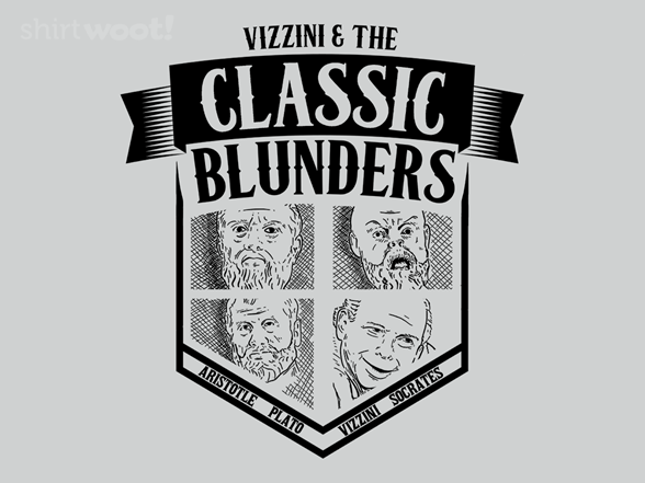 Woot!: Classic Blunders