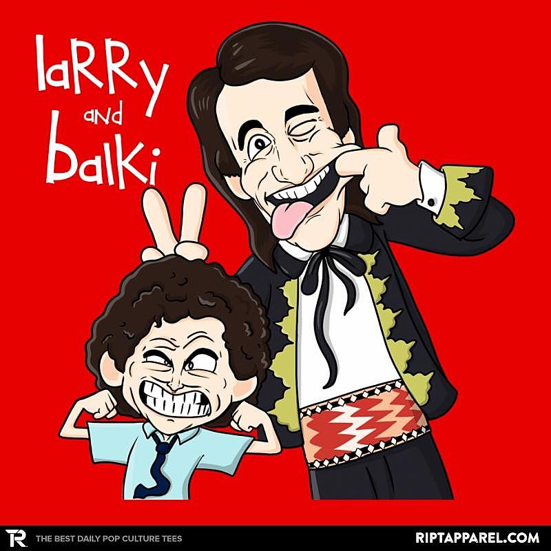Ript: Larry y Balki