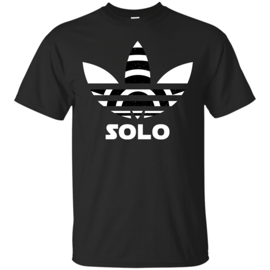 Pop-Up Tee: Solo