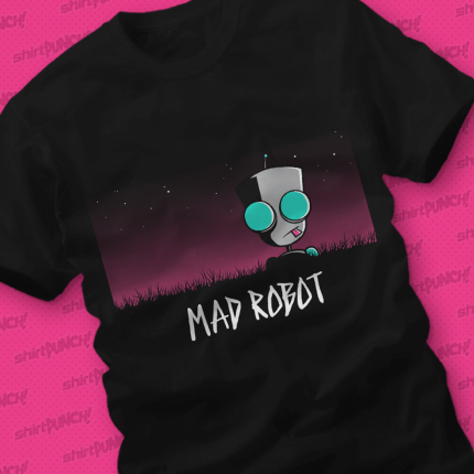 ShirtPunch: Mad Robot