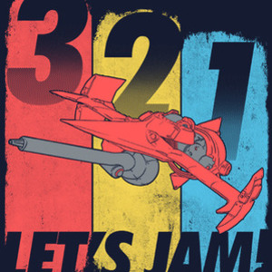 Qwertee: Let's Jam!