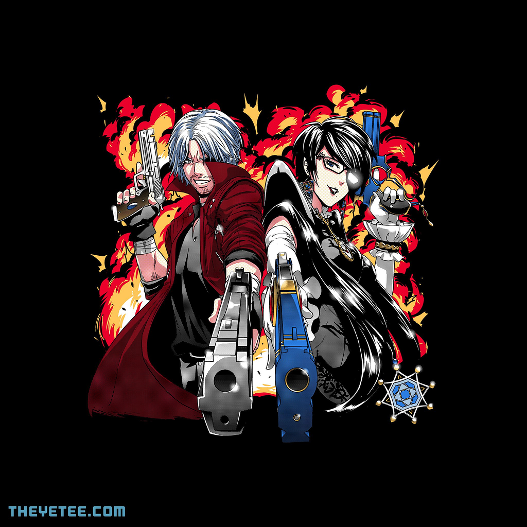 The Yetee: King and Queen of action