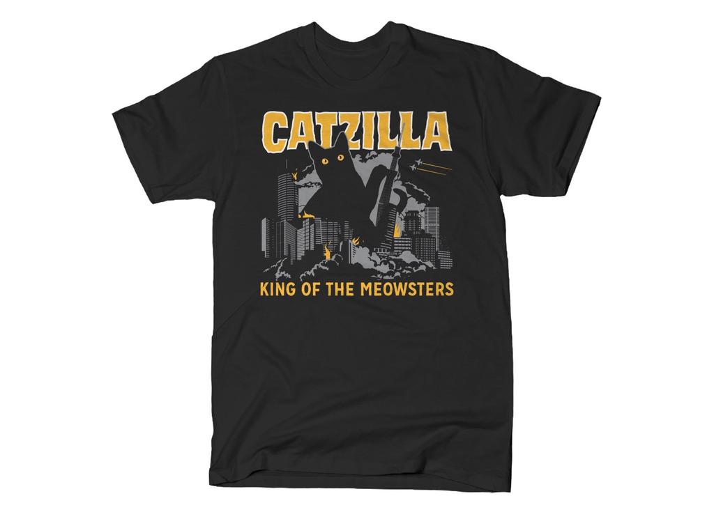 SnorgTees: Catzilla