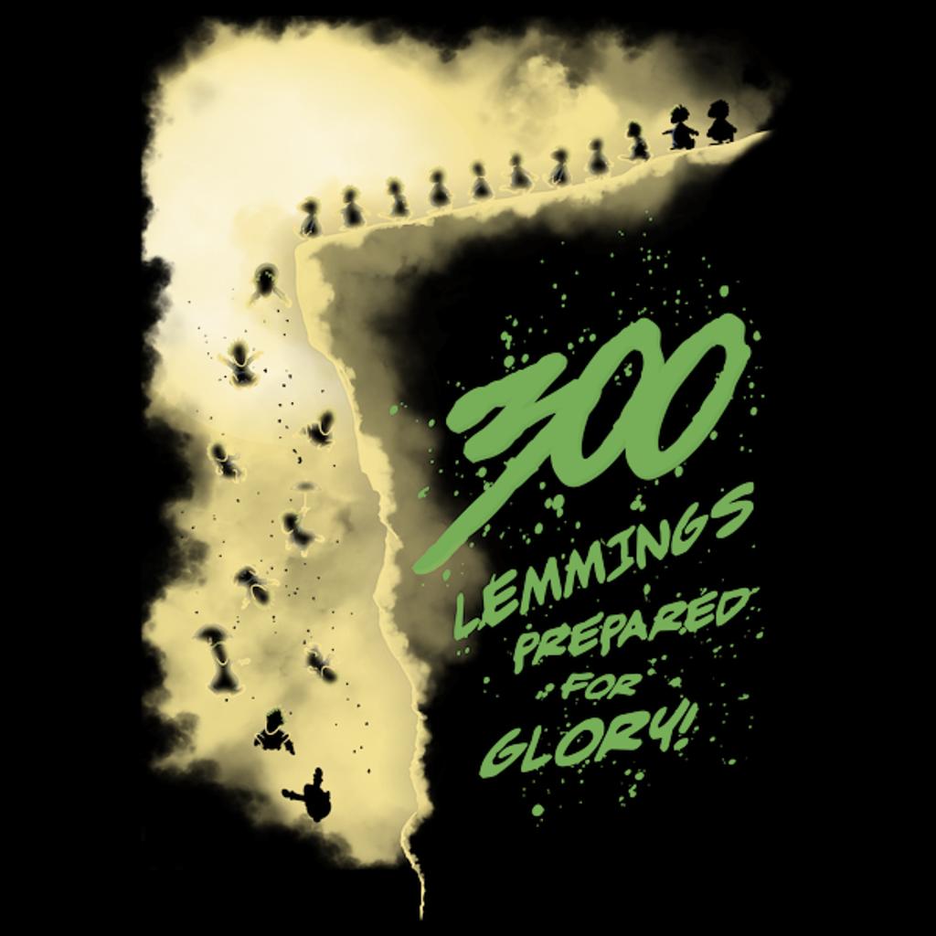 NeatoShop: 300 Lemmings