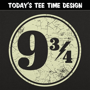 6 Dollar Shirts: Nine And Three-Quarters