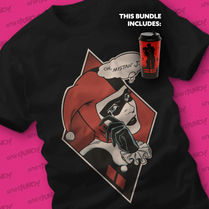 ShirtPunch: Sip into Crazy Bundle