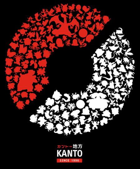 Qwertee: Kanto trainer