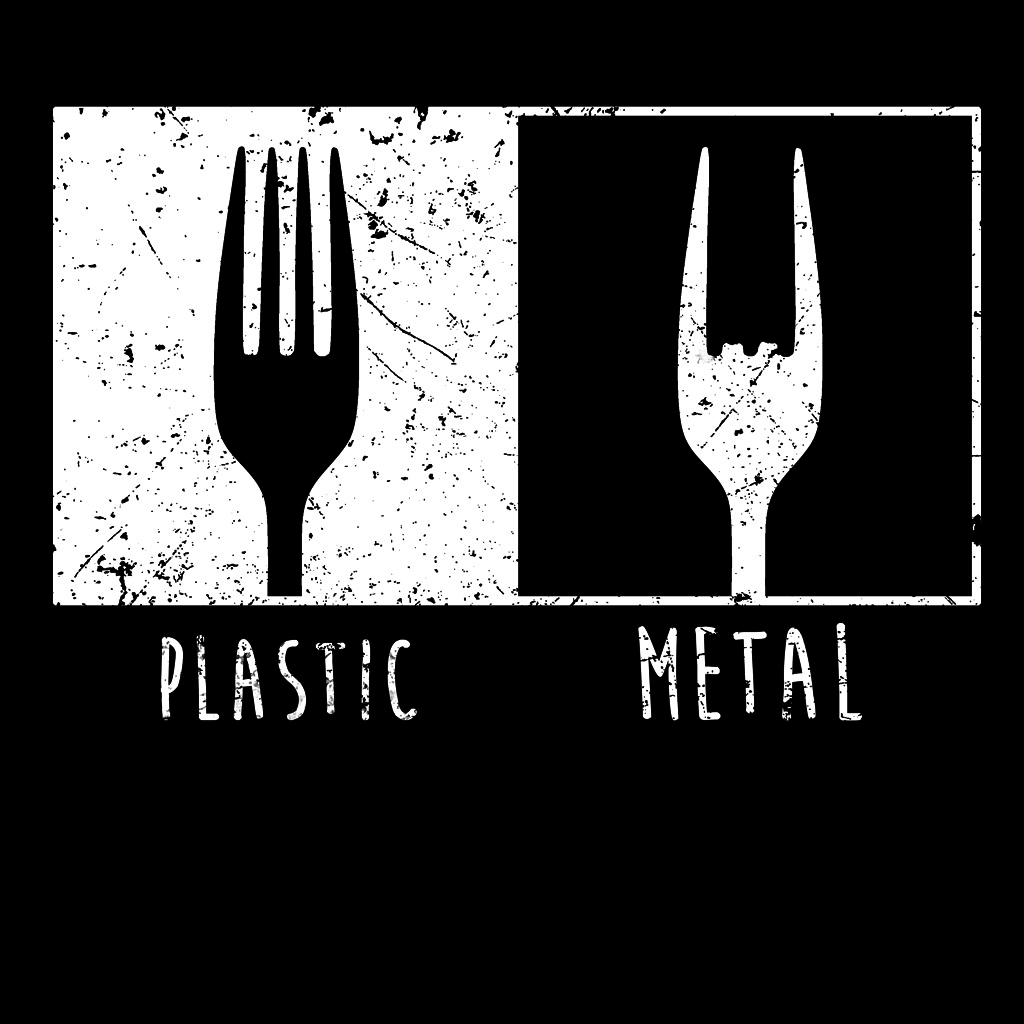TeeTee: Metal Fork