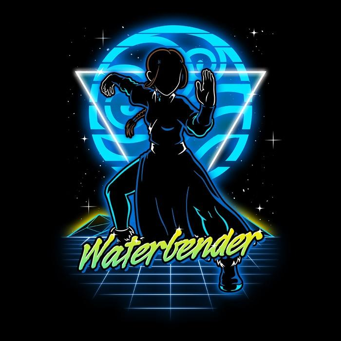 Once Upon a Tee: Retro Waterbender