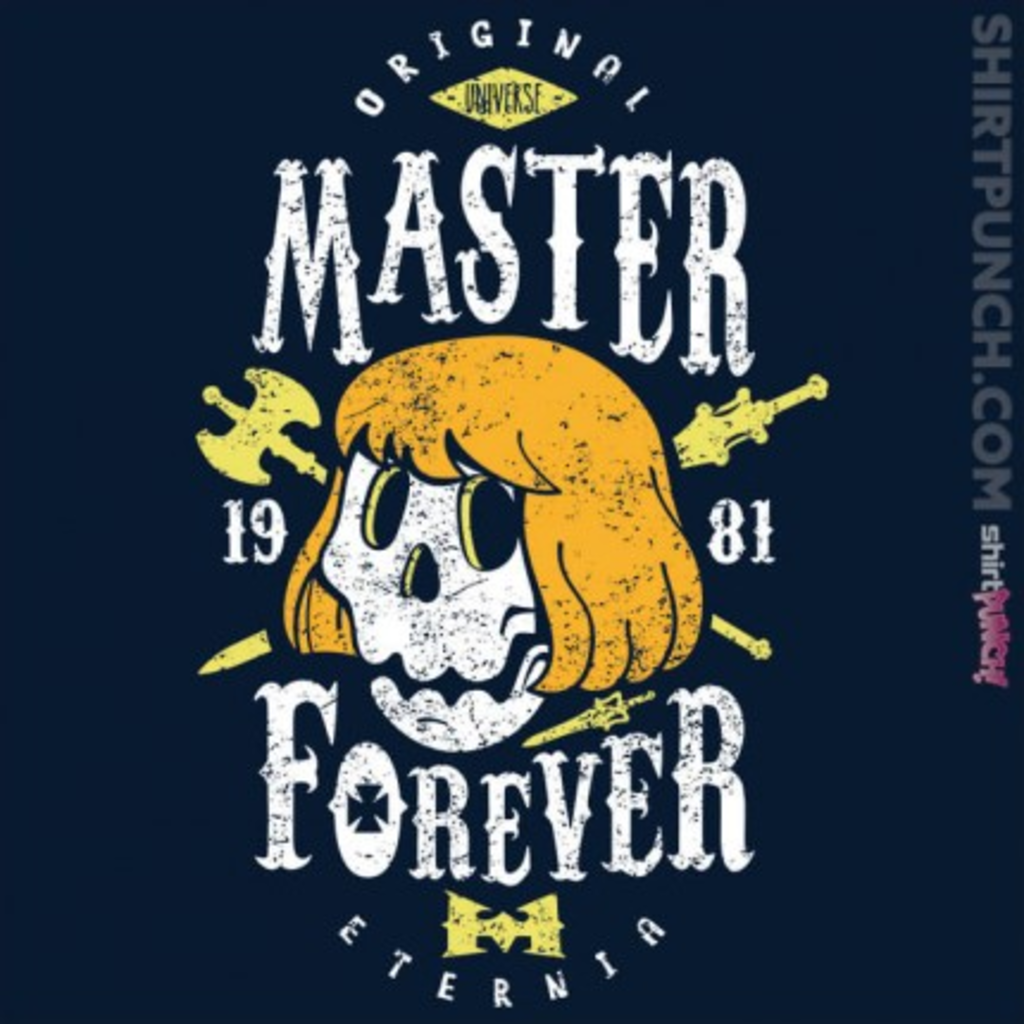 ShirtPunch: Good Master Forever