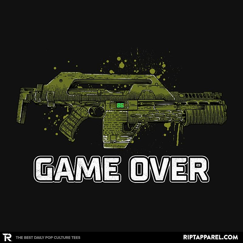 Ript: Game Over Player