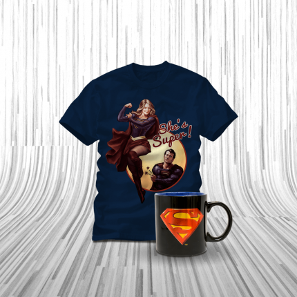 ShirtPunch: Supergirl Returns Bundle