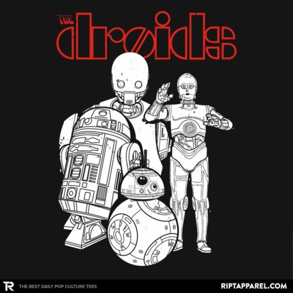 Ript: The Droids