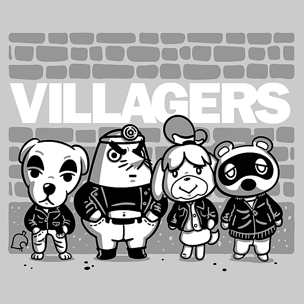NeatoShop: Villagers v2