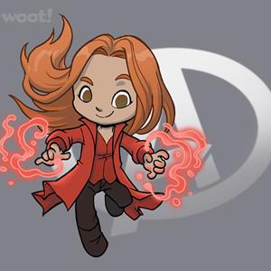 Woot!: Scarlet Sorceress - $15.00 + Free shipping