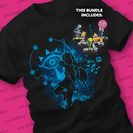 ShirtPunch: Build It In Hyrule Bundle