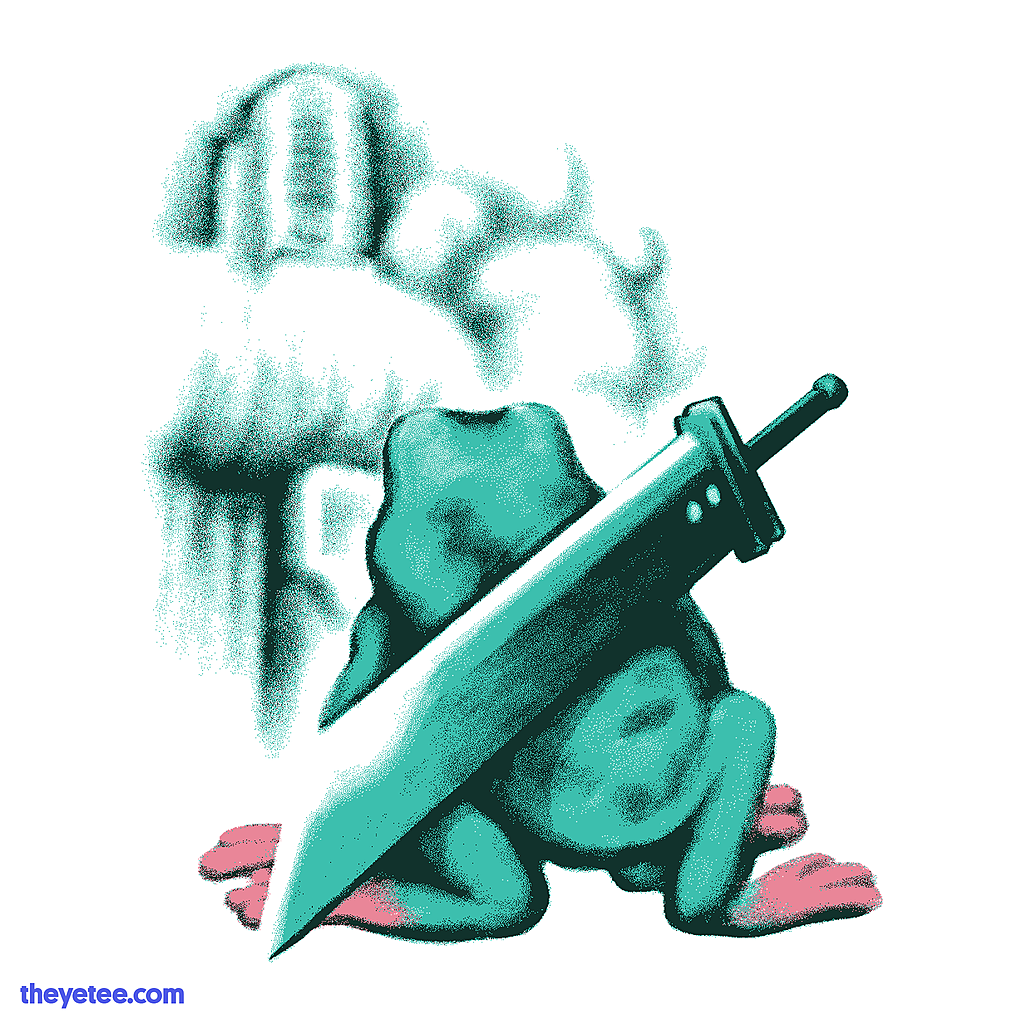The Yetee: FROG STRIFE