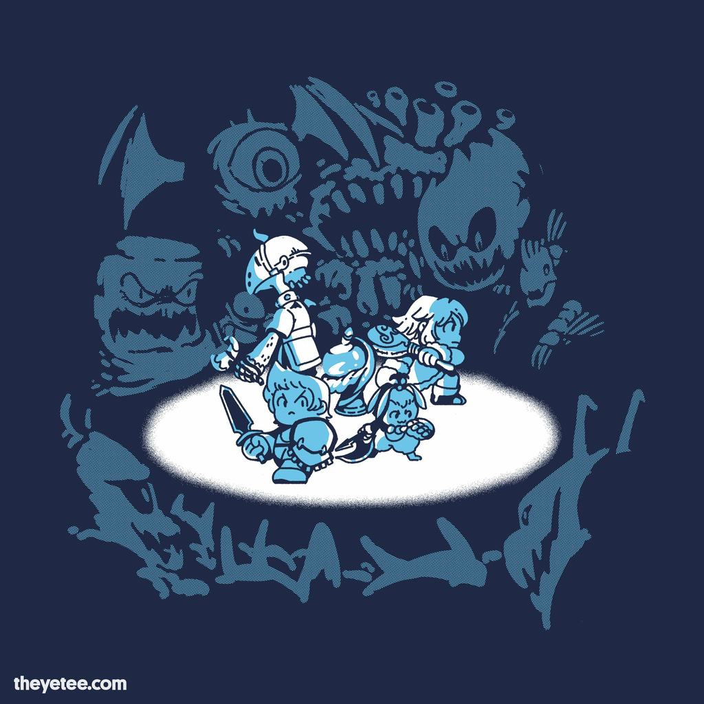 The Yetee: Keeping them at bay