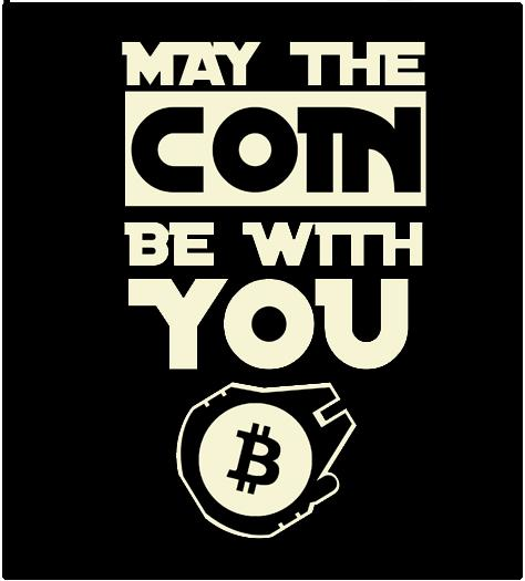 Shirt Battle: May the Coin Be With You