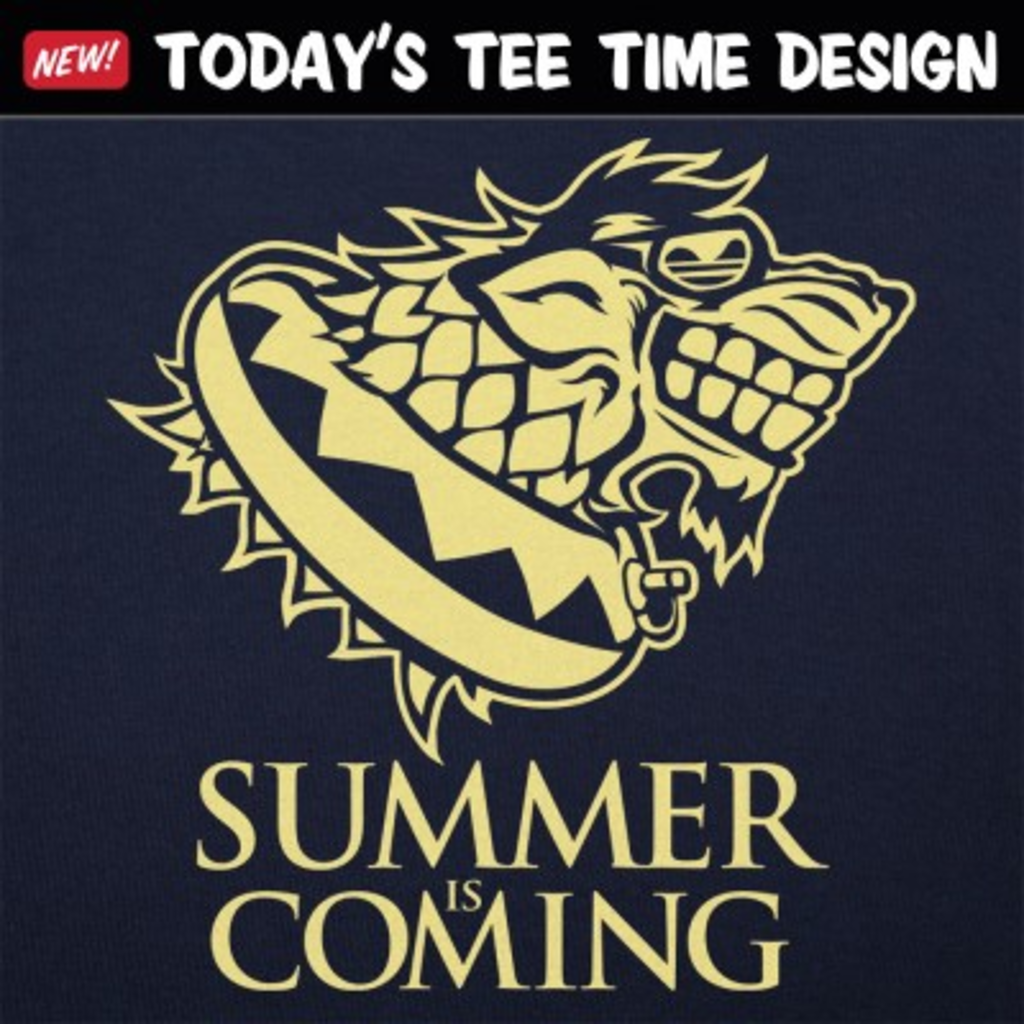 6 Dollar Shirts: Summer Is Coming