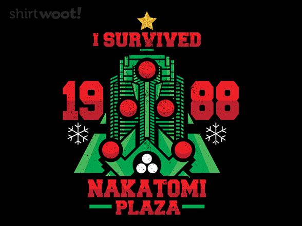 Woot!: I Survived the Plaza