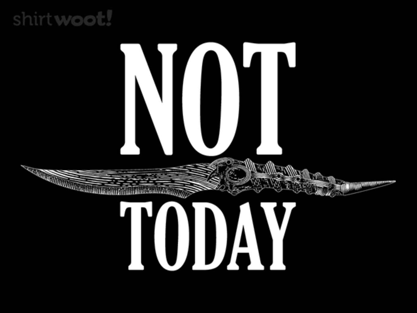 Woot!: Not Today