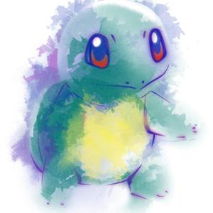 Qwertee: Water Watercolor