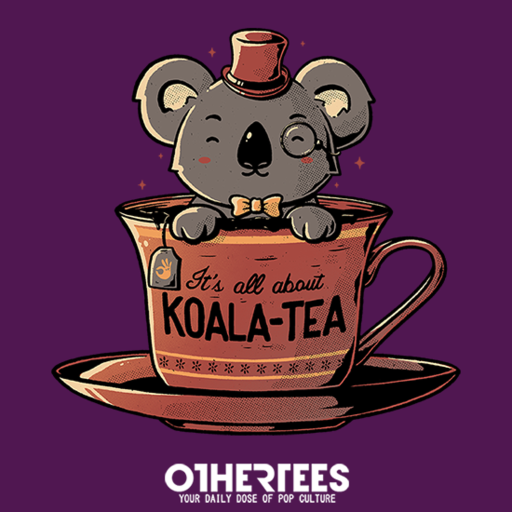 OtherTees: Koala Tea
