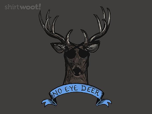 Woot!: No Eye Deer
