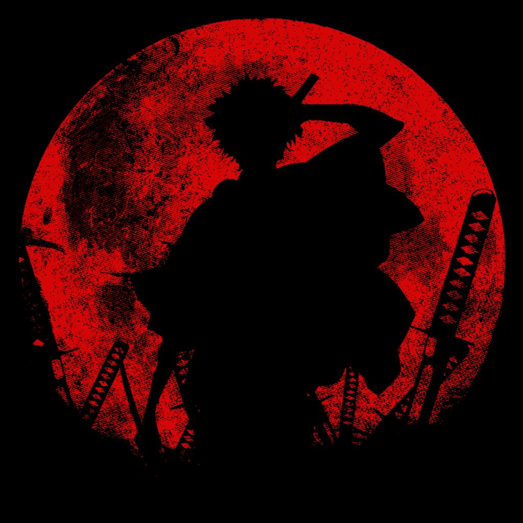 Pop-Up Tee: Samurai Swords