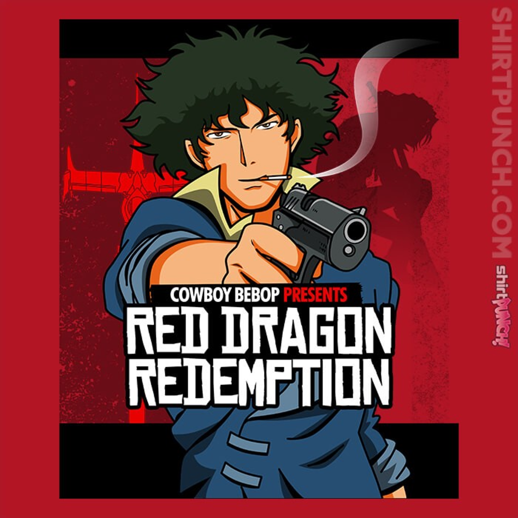 ShirtPunch: Red Dragon Redemption