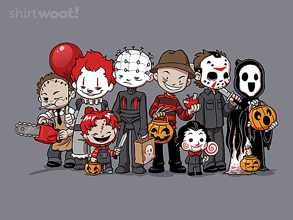 Woot!: Trick or Treat of Horror