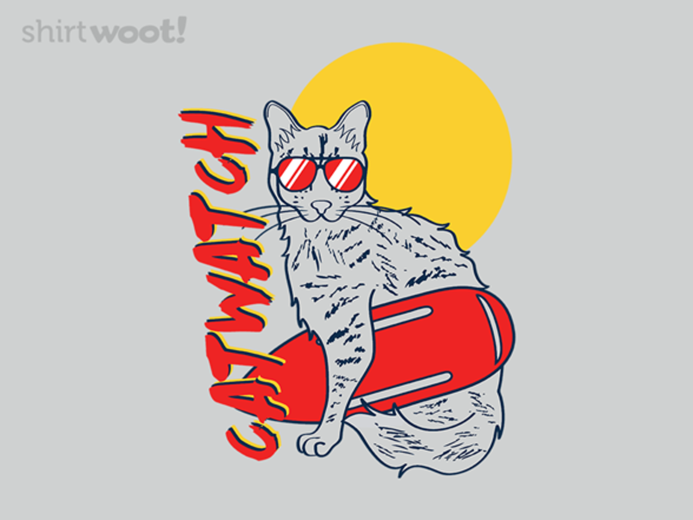 Woot!: Catwatch - $15.00 + Free shipping