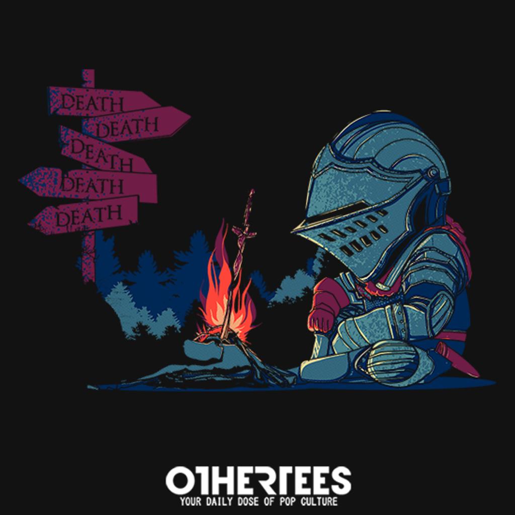 OtherTees: Dark Deathtiny