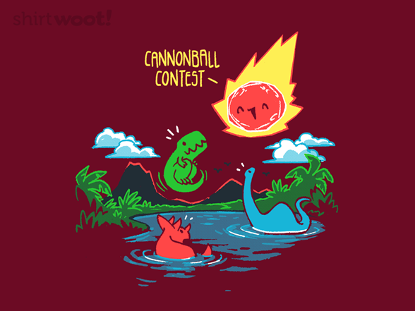 Woot!: Cannonball Contest