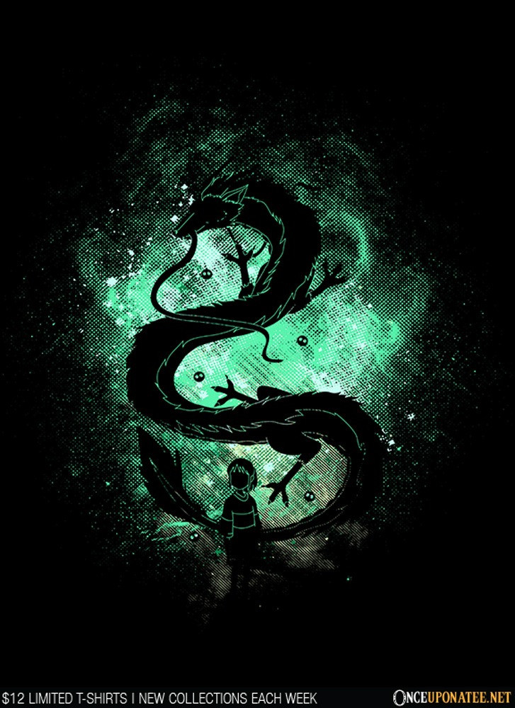 Once Upon a Tee: Haku Art