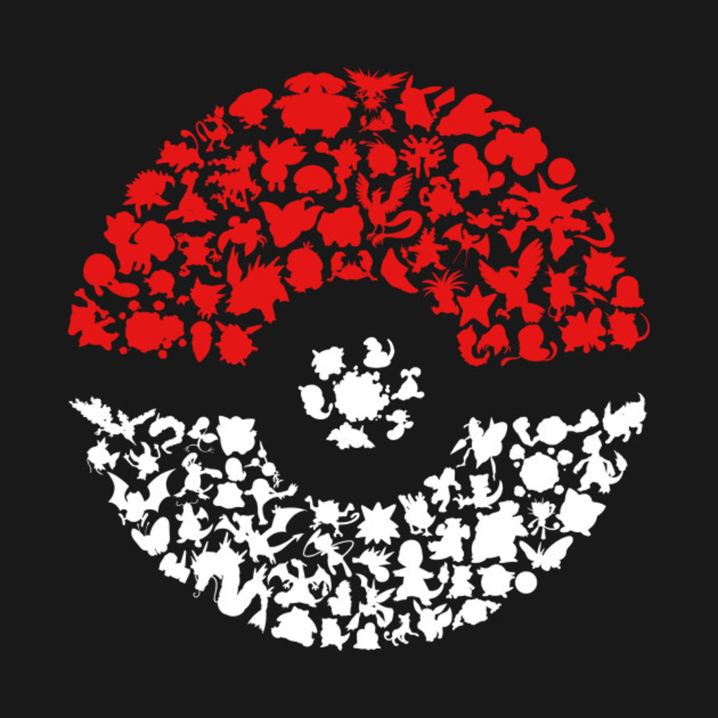 TeePublic: Who's that Pokemon? T-Shirt