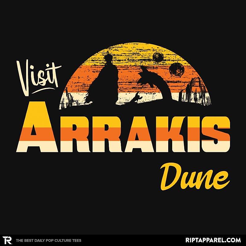 Ript: Visit Arrakis