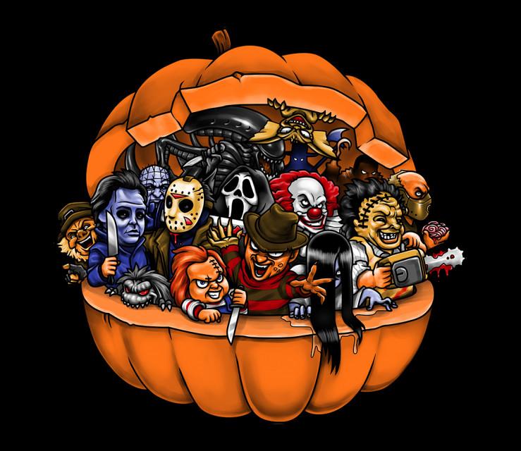 TeeFury: Halloween Horror